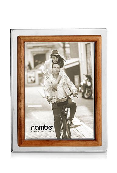 Nambe Hayden 5x7 Picture Frame