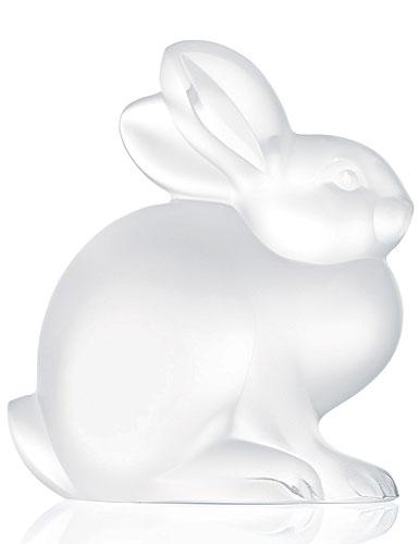 Lalique Sitting Rabbit