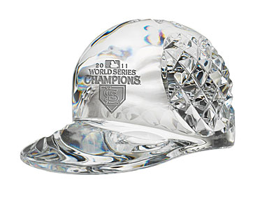 Waterford Crystal World Series Champions 2011 St. Louis Cardinals, Baseball Cap