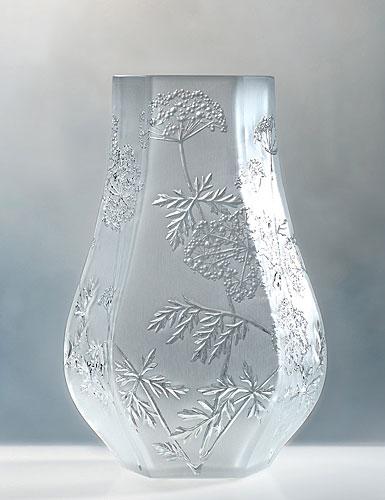 Lalique Ombelle Vase