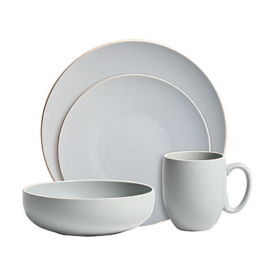 Vera Wang Naturals, Dusk 4-Piece Place Setting
