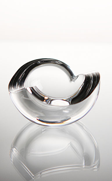 Baccarat Heart Candy Dish, 3 3/4in