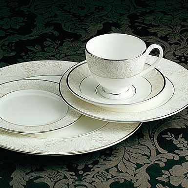 Waterford China Bassano, 5 Piece Place Setting