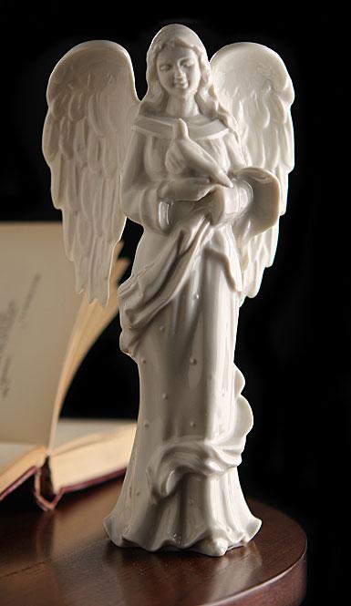 Belleek China Heritage Angel of Peace