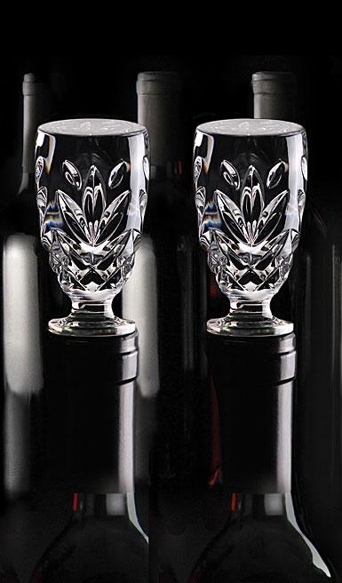 Cashs Annestown Wine Bottle Stopper, Pair