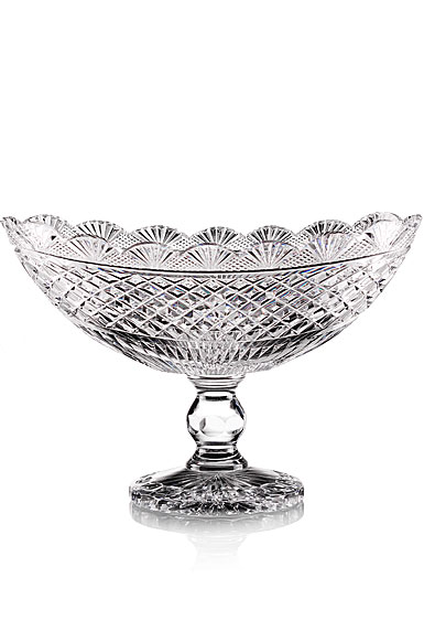 Cashs Crystal Art Collection, Constellation Boat Bowl, Limited Edition