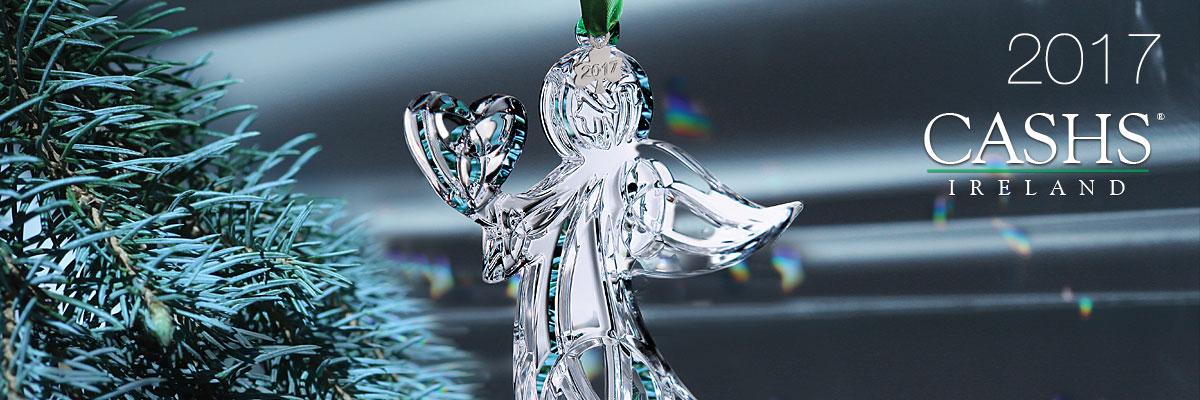 Cashs Christmas Ornaments 2017 Crystal Classics