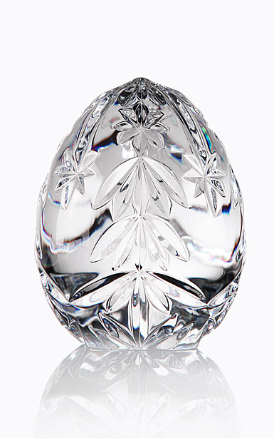 Cashs Crystal Christmas Tree Egg