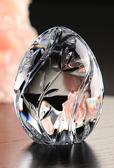 Cashs Crystal Spring Egg, Tulip