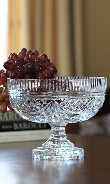 Cashs Crystal Art Collection, Antrim Bowl Limited Edition