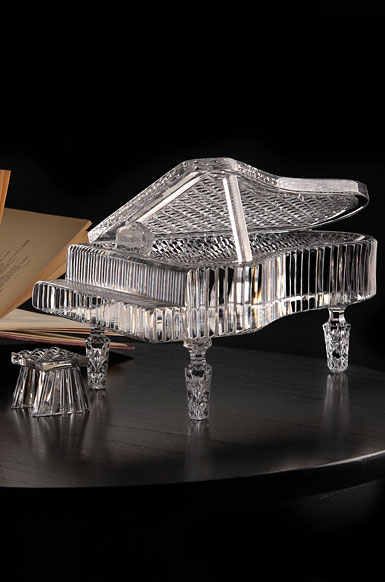 Cashs Art Collection, Baby Grand Piano