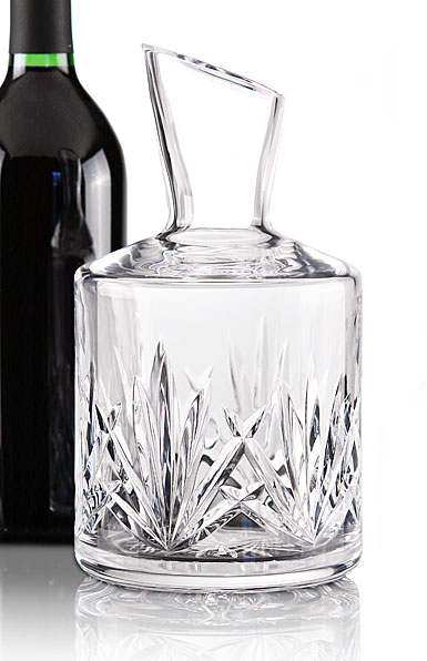 Cashs Crystal Shannon Wine Carafe