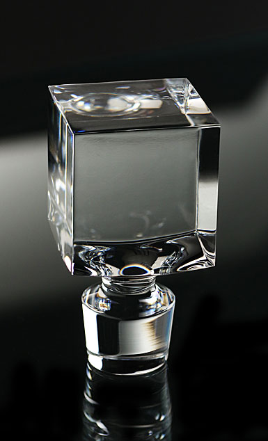 Cashs Square Stopper Replacement for Decanter