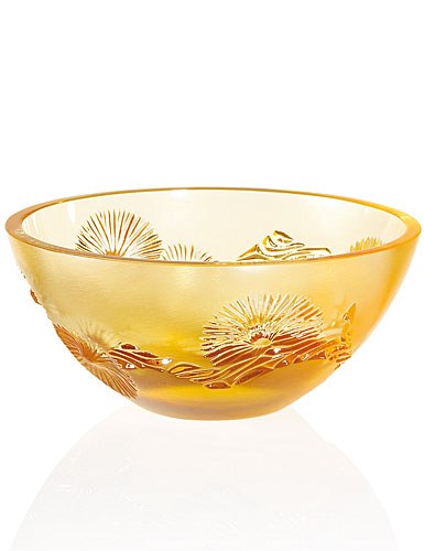 Lalique China Mood Bowl, Small, Clear