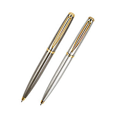 Marquis By Waterford Claria Chrome Ball Pen