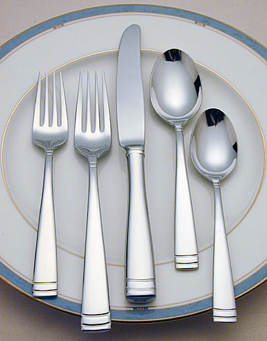 Waterford Conover Flatware, 65-Piece Set