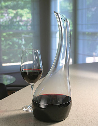 Riedel Cornetto Decanter, Single, 43 3/8oz