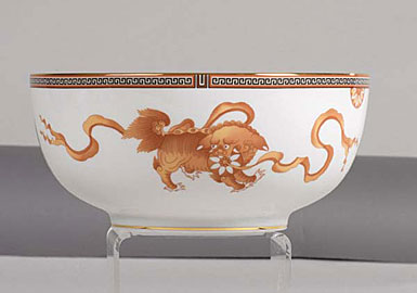 Wedgwood Dynasty Salad Bowl
