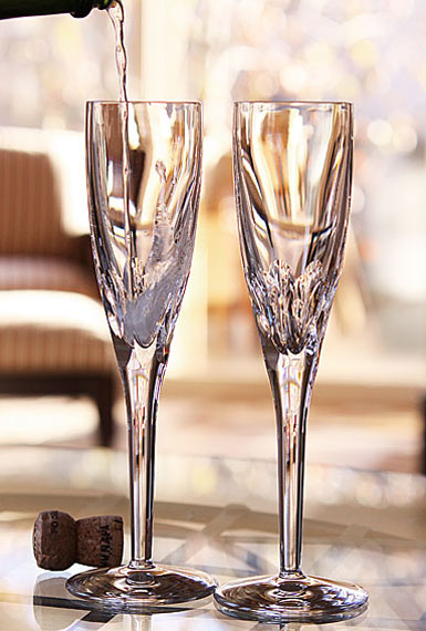 Waterford Elberon Champagne Flute, Single, Special Order