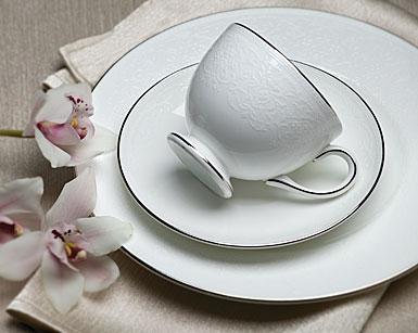 Wedgwood China English Lace Teacup, Single