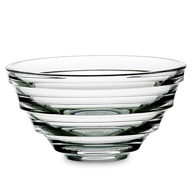 Baccarat Vicente Wolf Equator Sm. Bowl By Vicente Wolf