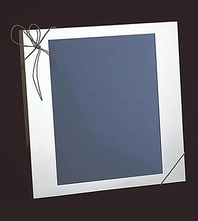 Vera Wang Wedgwood Love Knots Frame, 8x10