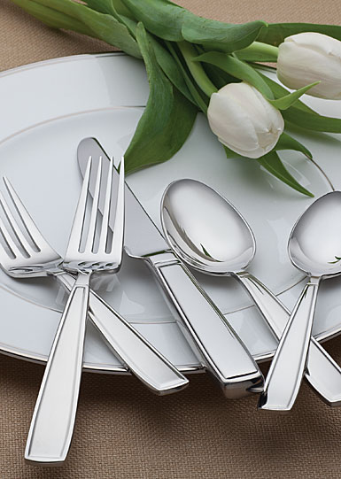 Waterford Glenridge Flatware, 65-Piece Set
