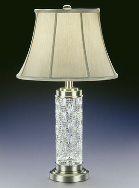 "Waterford Grafix 30 1/2"" Lamp"