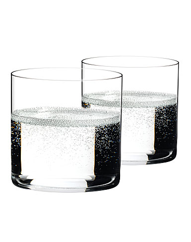 Riedel H2O Classic Bar Water, Pair