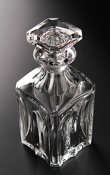 Baccarat Harcourt Square Whiskey Decanter