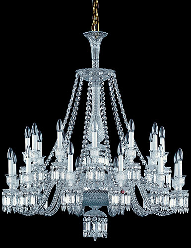 Lead Crystal Chandeliers