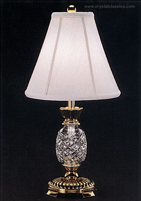 Waterford Hospitality Mini Lamp and Shade, 20""