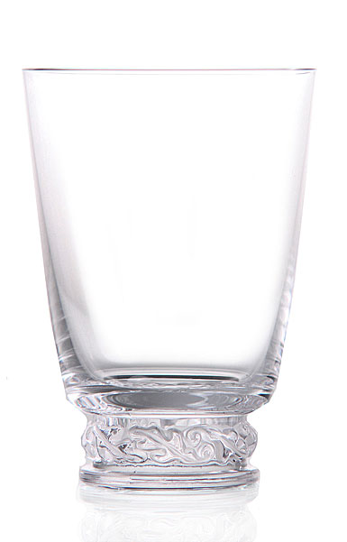 Lalique Saint Hubert Tumbler No1 - 4 9/10""