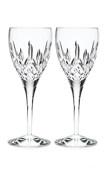 waterford lismore nouveau goblet - Waterford Crystal Wine Glasses