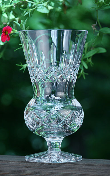 Waterford Lismore 7 Quot Thistle Vase