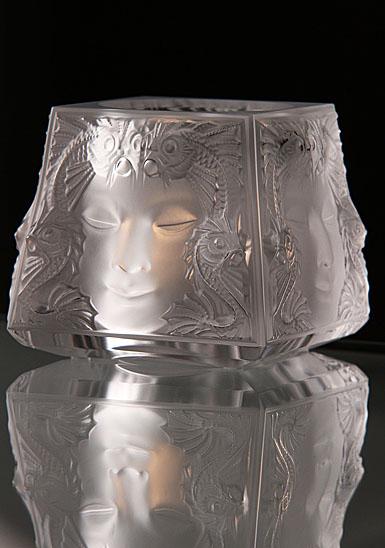 Lalique Masque De Femme Votive