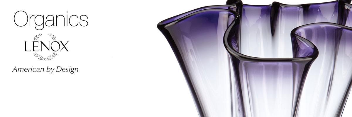Lenox Organics Collection Crystal Classics