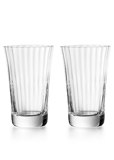 Baccarat Mille Nuits Highball, Boxed Pair