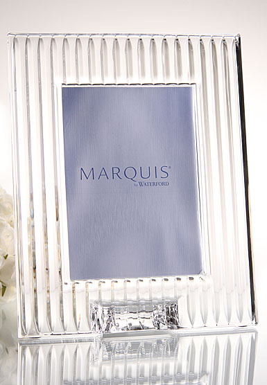 "Marquis by Waterford Bezel 5"" x 7"" Frame"