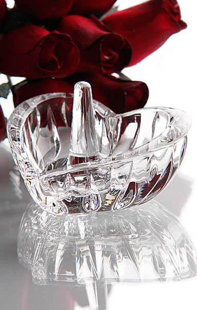 Marquis by Waterford Sheridan Heart Ring Holder