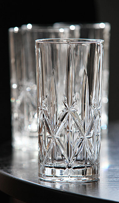 Marquis By Waterford Sparkle Hiball, Set of Four