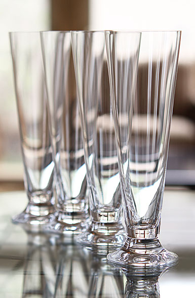 Marquis by Waterford Crystal, Vintage Pilsner, Set of Four