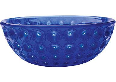 Lalique Nemours Lapis Bowl