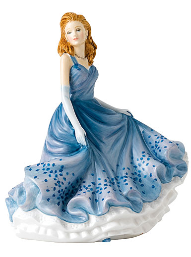 Royal Doulton Sentiments Petites Thoughtful Dreams