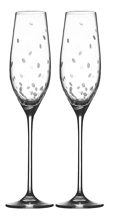 Royal Doulton Celebrations Toasting Flute, Pair