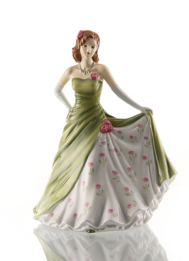 royal doulton pretty ladies petites annuals  ella