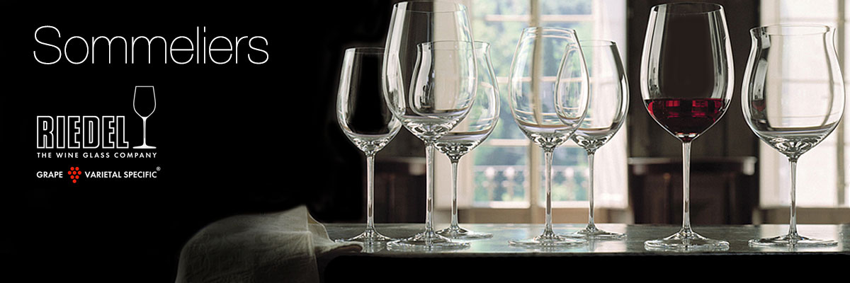 Riedel Sommeliers Collection Crystal Classics