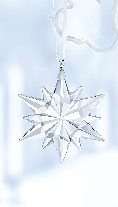Swarovski 2017 Little Star Ornament