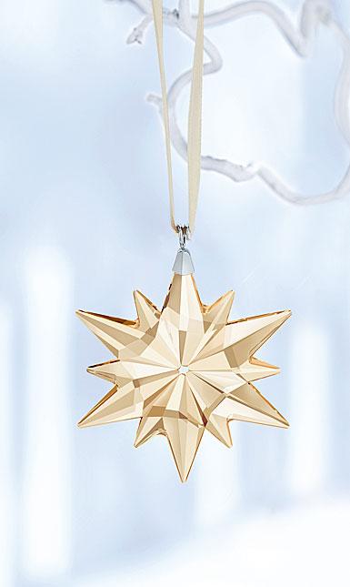 Swarovski SCS 2017 Little Star Ornament