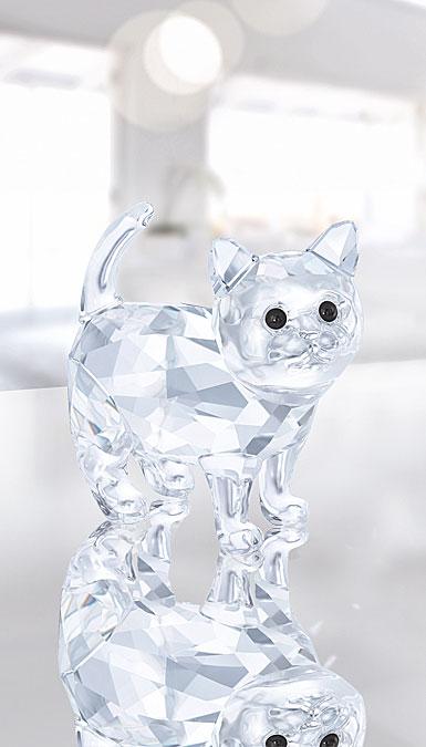 Swarovski Crystal, Kitten